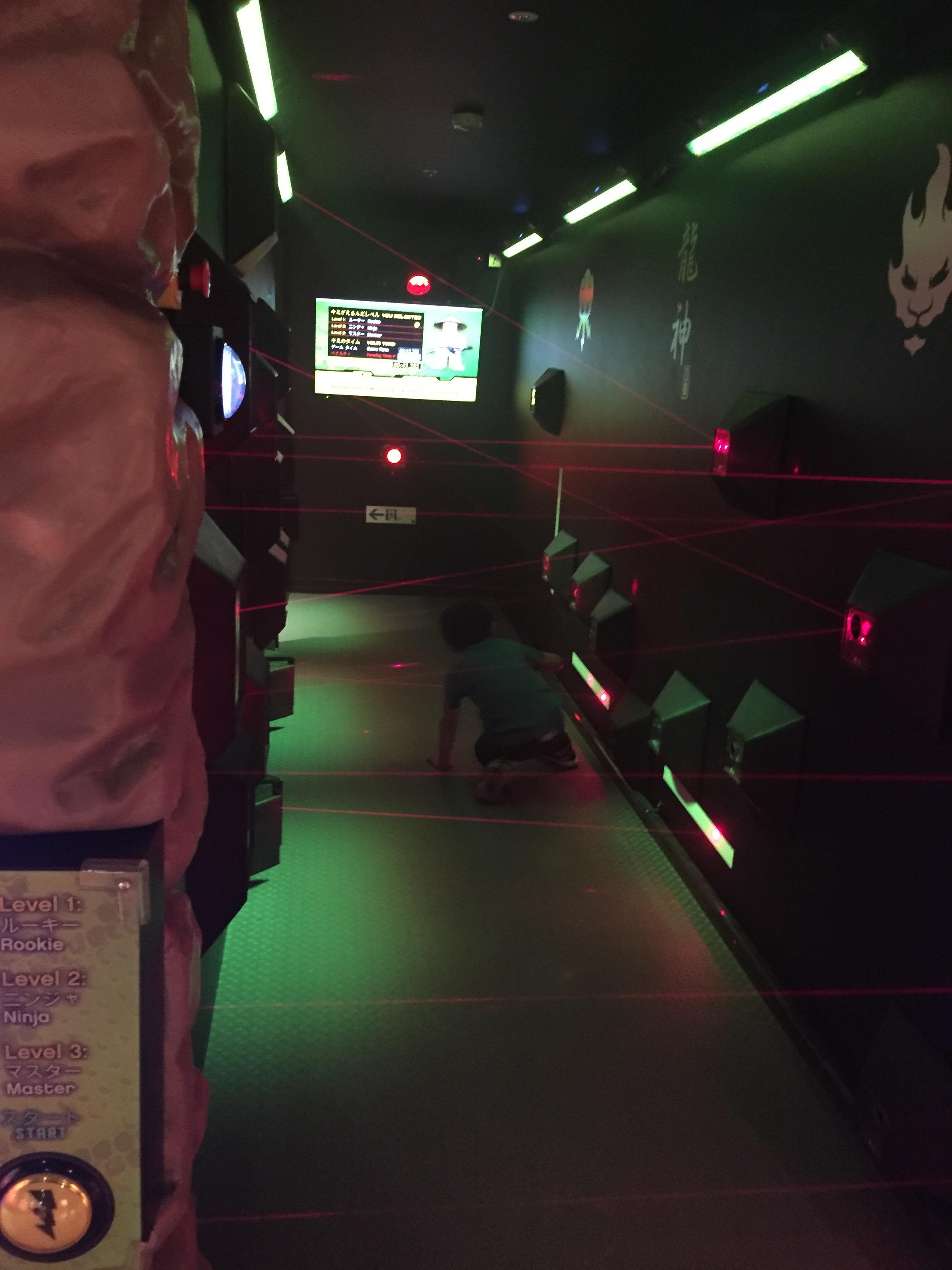 laser-maze-rookie